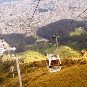 Quito Teleférico y Mercado Artesanal